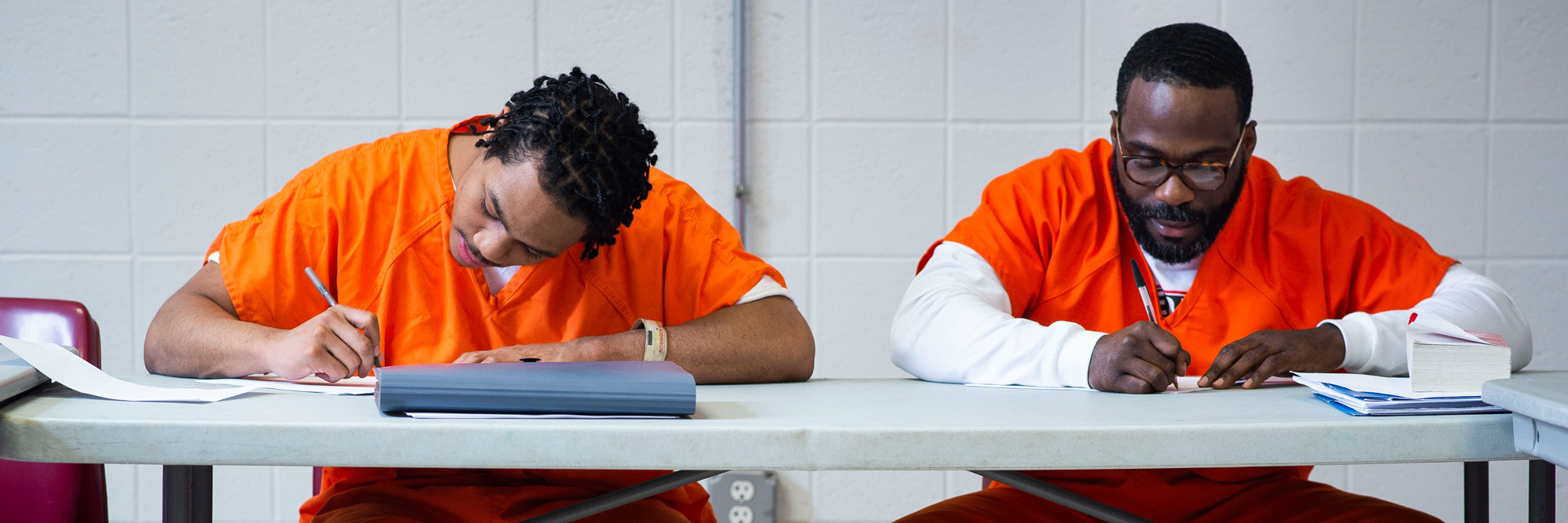 Incarcerated learners